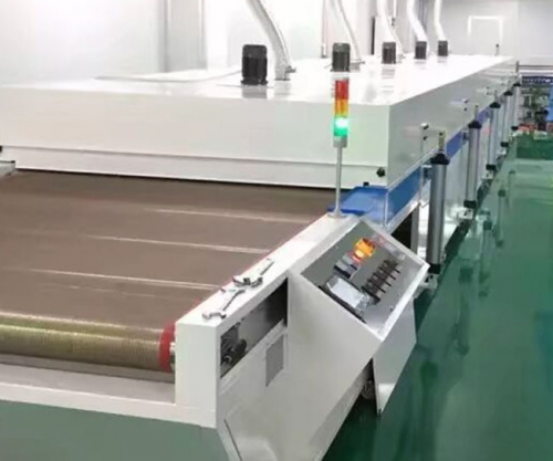 铁氟龙玻纤烧结耐高温滤料的研发及应用