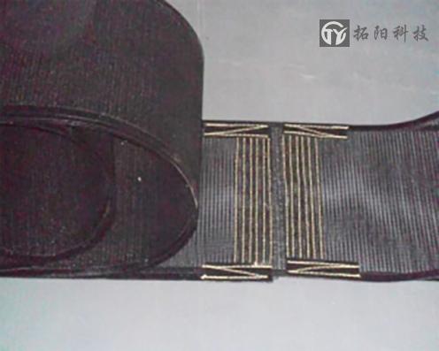 北京耐高温网格输送带
