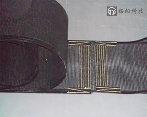 耐高温网格输送带