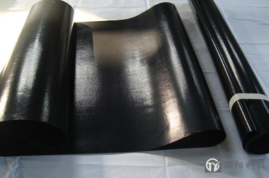 特氟龙黑色粘合机带(压衬)